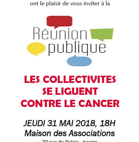Réunion Publique à Issoire, Jeudi 31 Mai à 18h