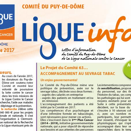 Ligue Info 2018