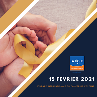 Journée internationale contre le cancer de l'enfant