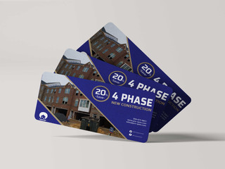 4 Phase New Construction