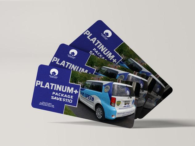 Platinum Plus Package