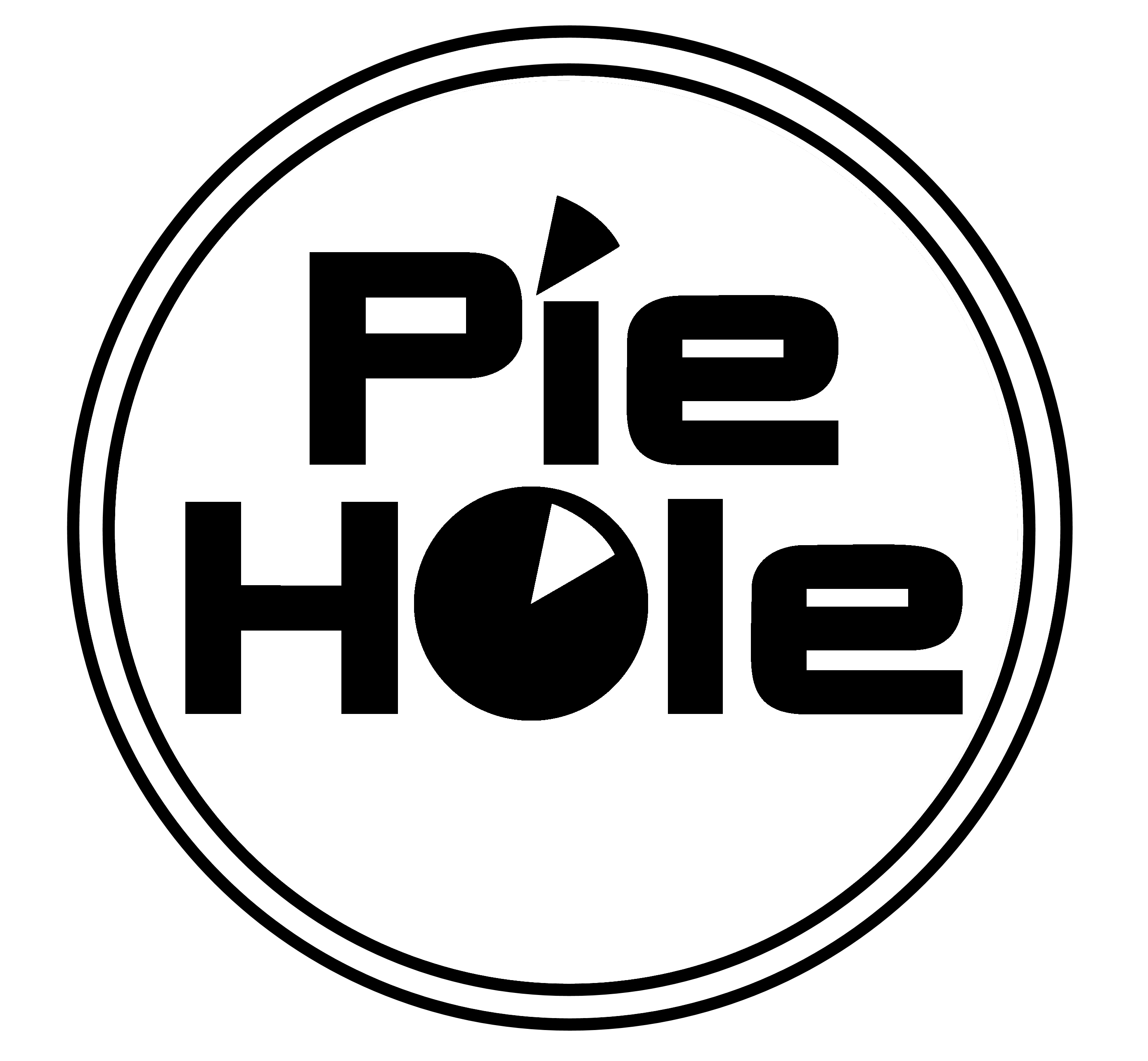 piehole circle logo