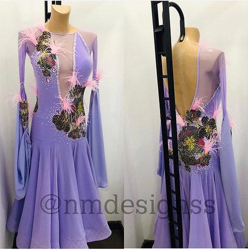 Vestido Light purple