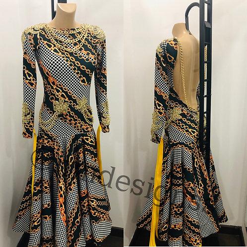 Vestido Cadenas