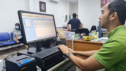 ติดตั้งระบบ POS ให้แก่ร้าน Talung ที่ จ_