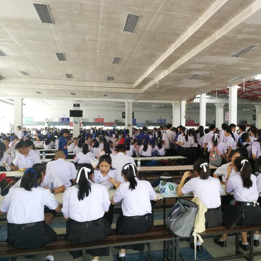 บจก.มายโฮสท์ รูปภาพอ้างอิงการใช้งานระบบโรงเรียนสามัคคีวิทยาคม