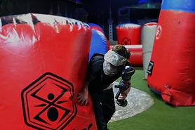 Paintless Paintball in Queenstown Thrillzone