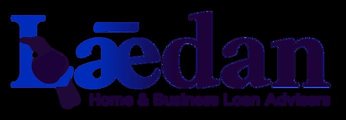 Laedan logo  - Home & Business Loan Advisers