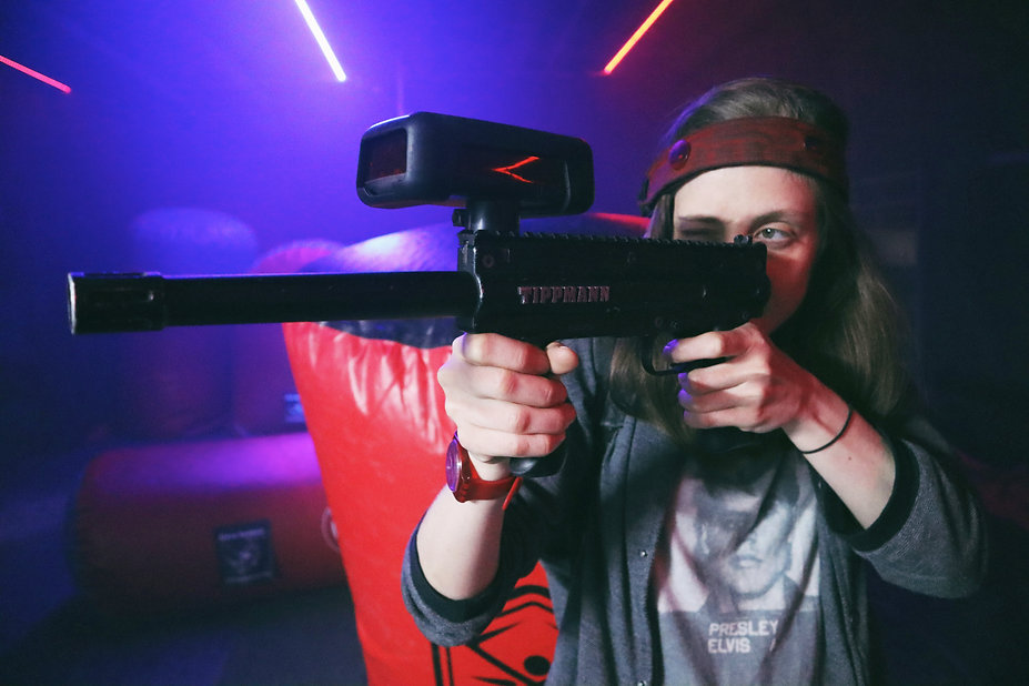 LaserTag In Queenstown