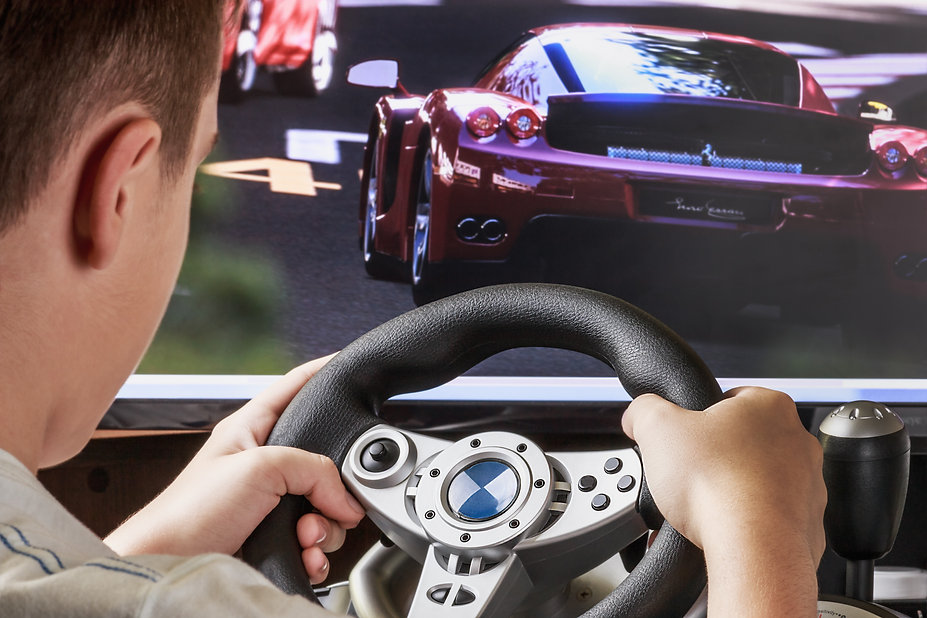 Race Car simulator in Takapuna and Queenstown by Thrillzone