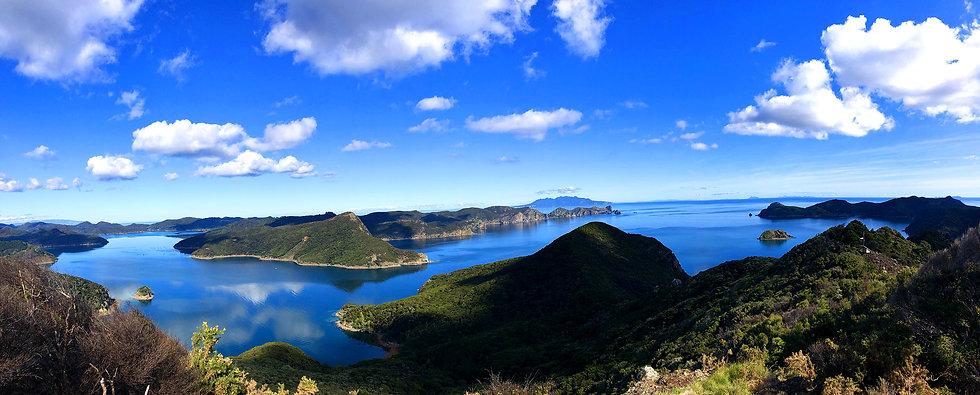 Glenfern Sanctuary on Great Barrier Island