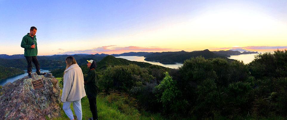 team retreats Glenfern Sanctuary New Zealand