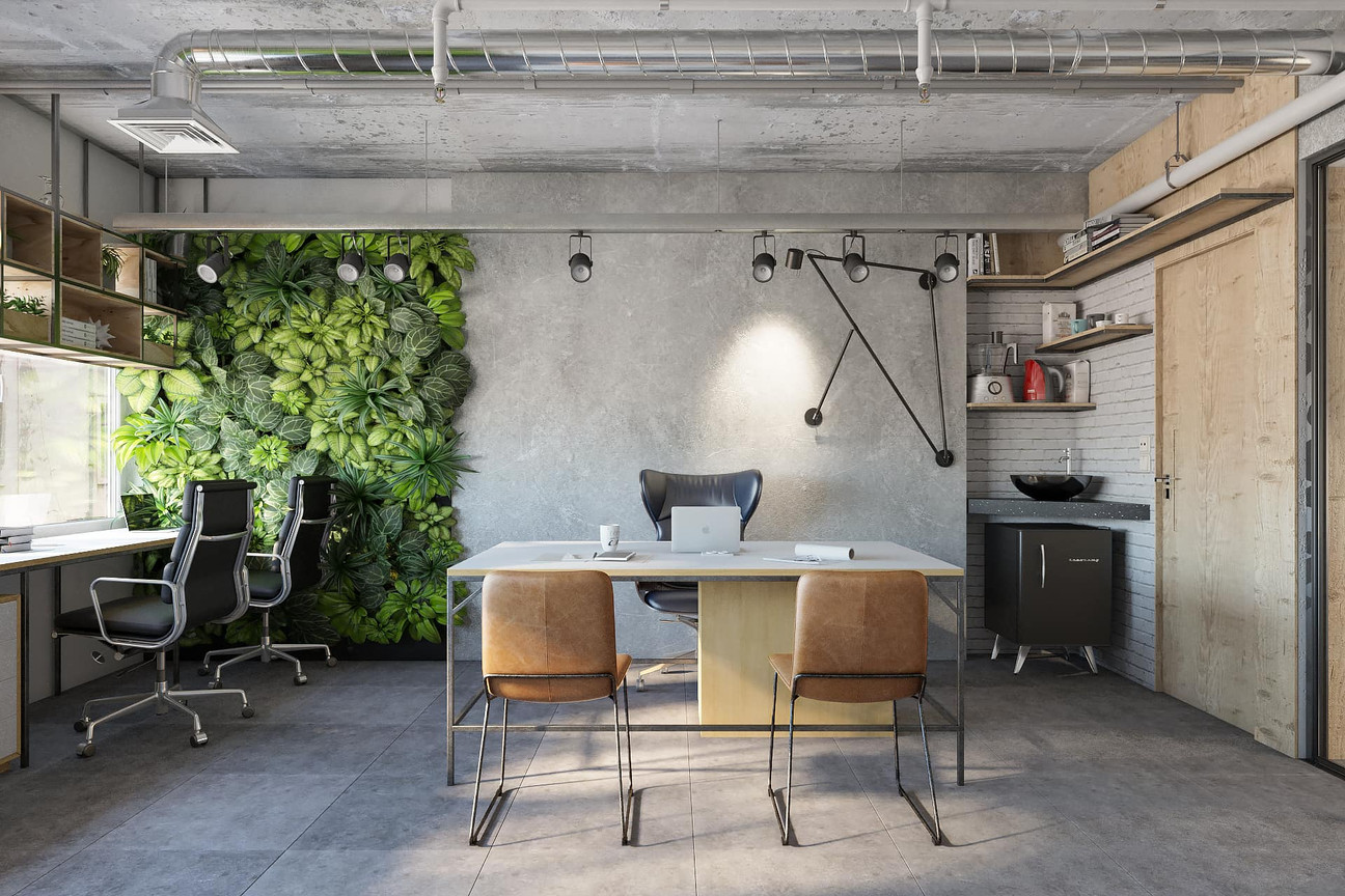 3d Interior Office Room 23 Scene File 3d