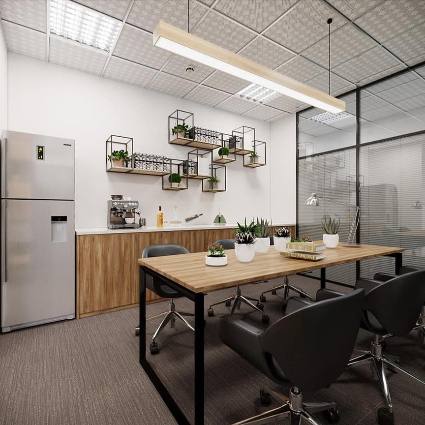 3d Interior Office Room 38 Scene File 3d