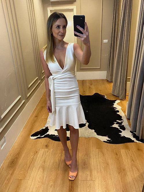 Vestido Scuba
