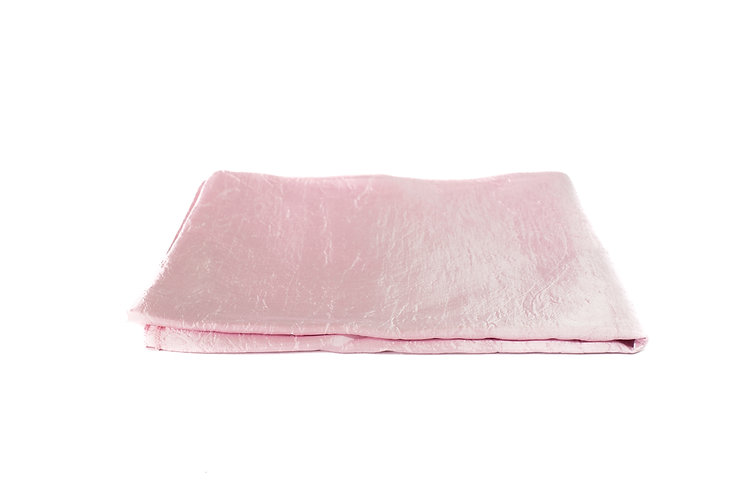Pink Overlay Taffeta