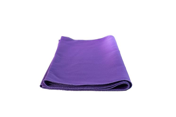 Purple Overlay Cotton