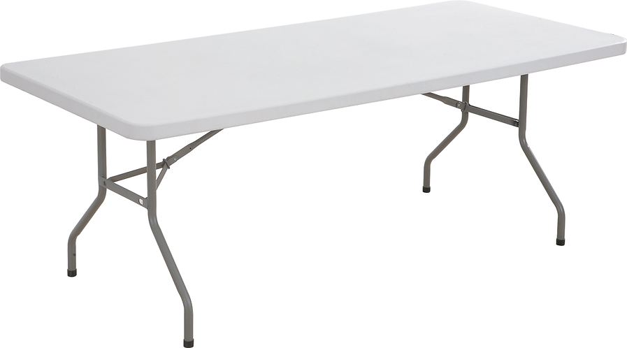 Trestle Table - Plastic