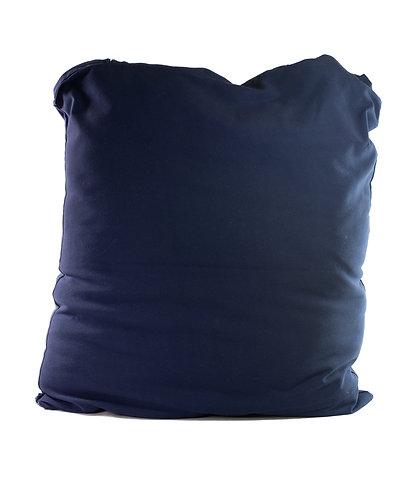 Large Blue Cotton