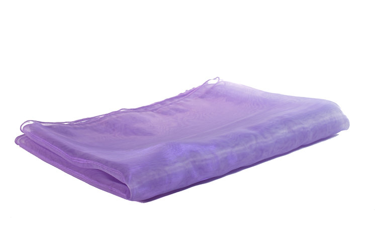 Light Purple Runner Organza