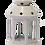 Thumbnail: Small Lantern - Moroccan, White