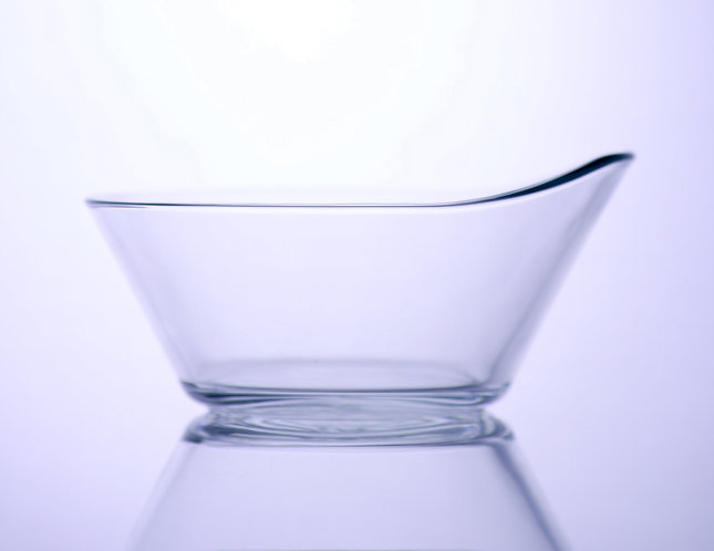 Glass Bowl (with lip)