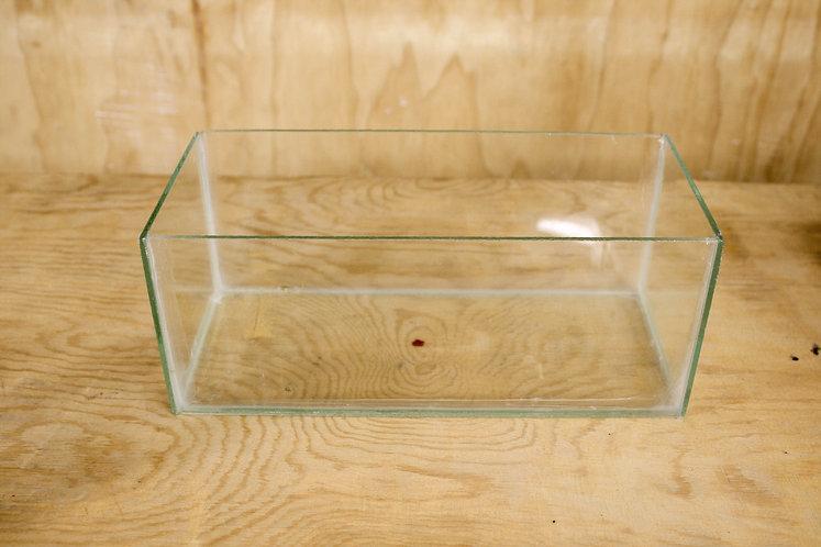 Rectangular Vase - Glass