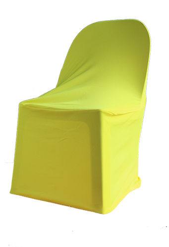 Kiddies Chair Cover Yellow