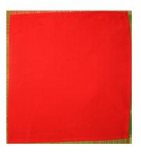 Red Serviette