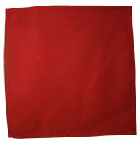 Burgundy Serviette