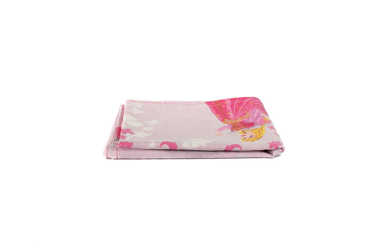 Princess Pink Overlay Cotton