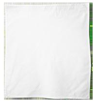 White Serviette