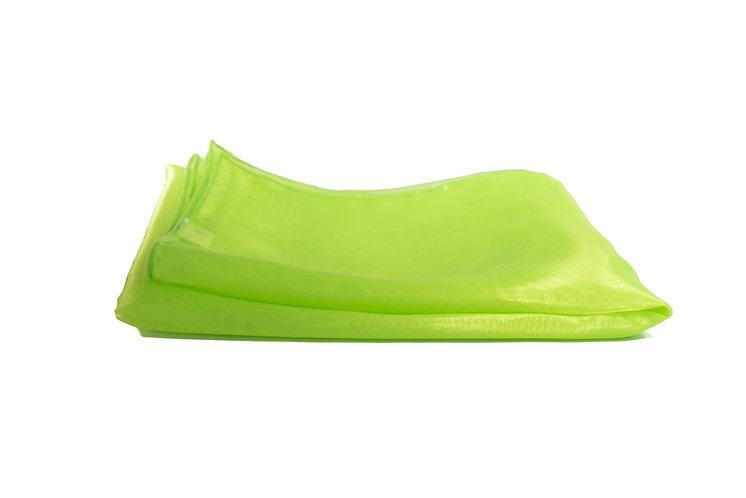 Lumo Green Organza Overlay