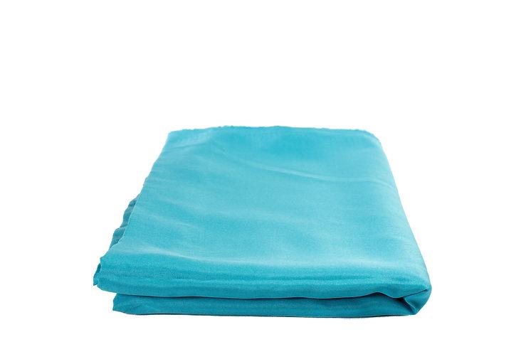 Turquoise Draping