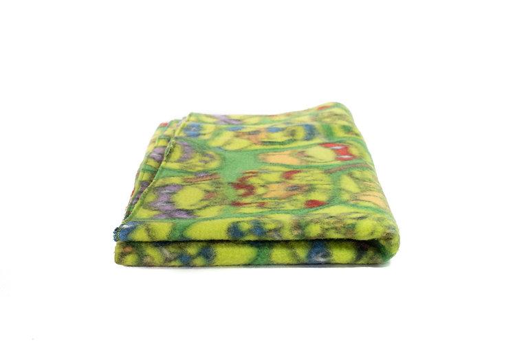 Ninja Turtle Overlay Wool