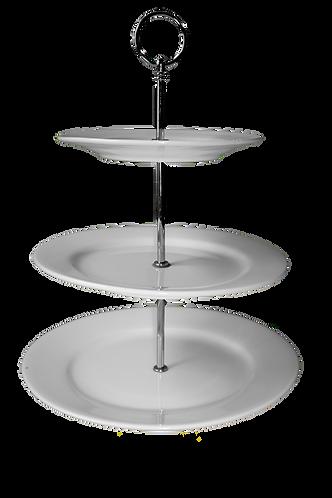 3 Tier Cake Stand - Ceramic