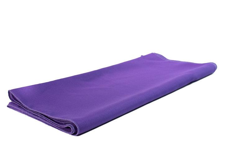Purple Cotton Runner