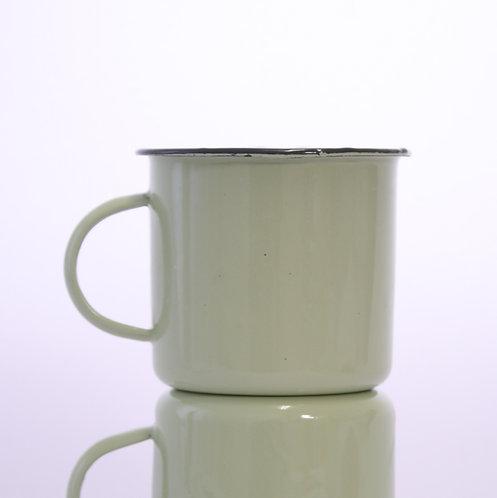 Enamel Cup - Green