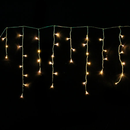 Icicle Fairy Lights (Plug Operated)