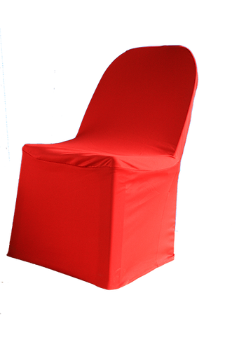 Kiddies Chair Cover Red