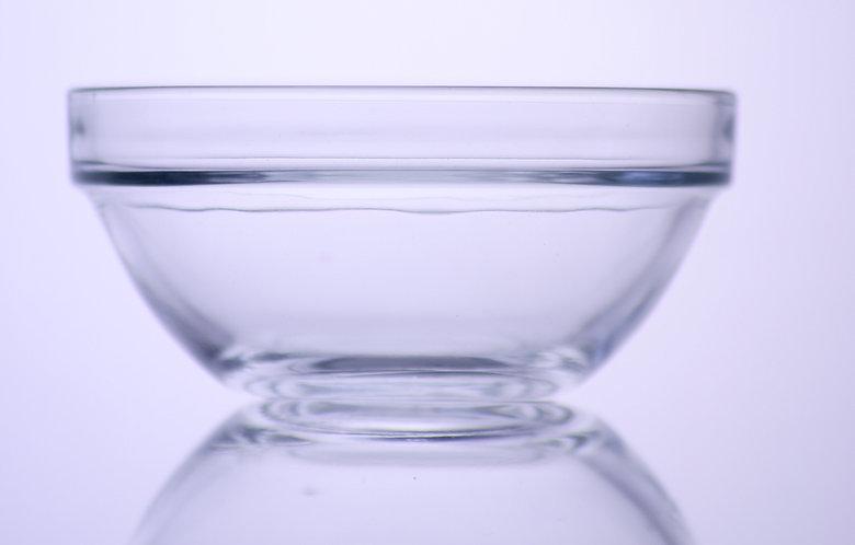 Salad Bowl - Glass, Large