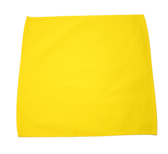 Yellow Serviettes