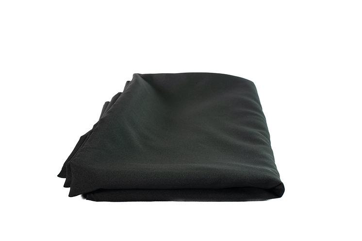 Black Draping