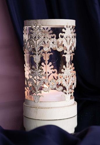 Lantern - Lace, Cream