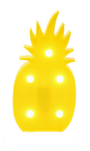Pineapple (Battery Operated)