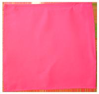 Hot Pink Serviettes