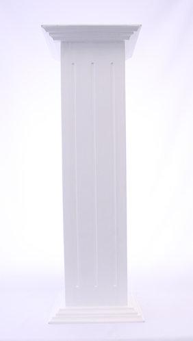 White Plinth - 1.2M