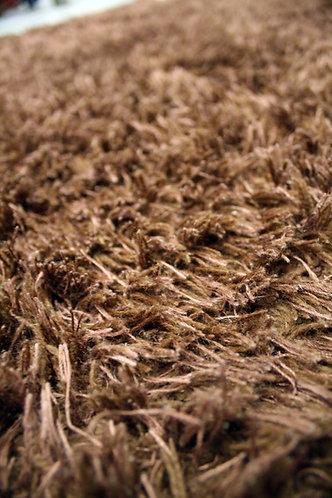 Brown Shaggy Carpet