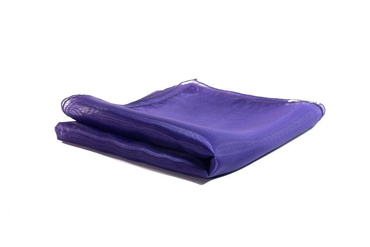 Purple Runner Organza