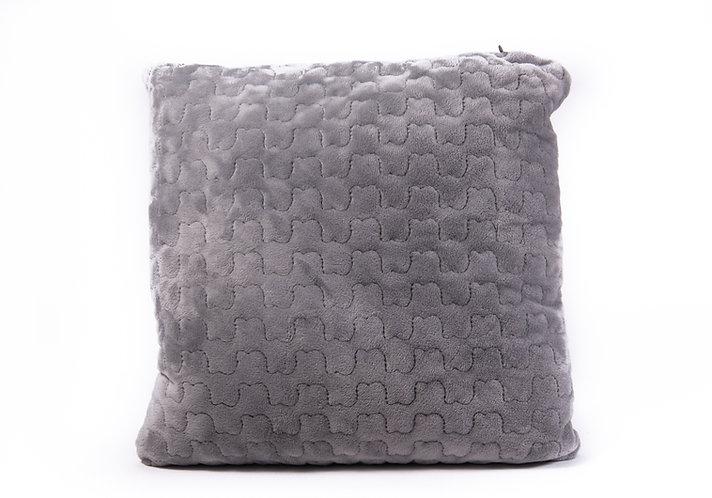 Fluffy Grey